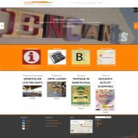 Nueva web encants barcelona